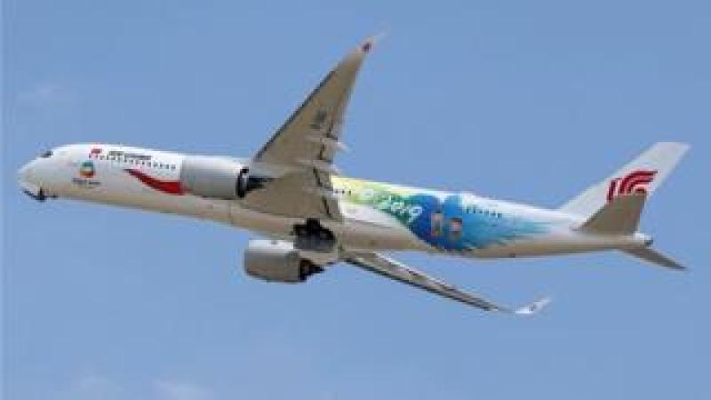Air China Airbus