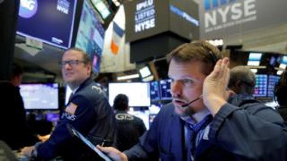 trump NYSE traders