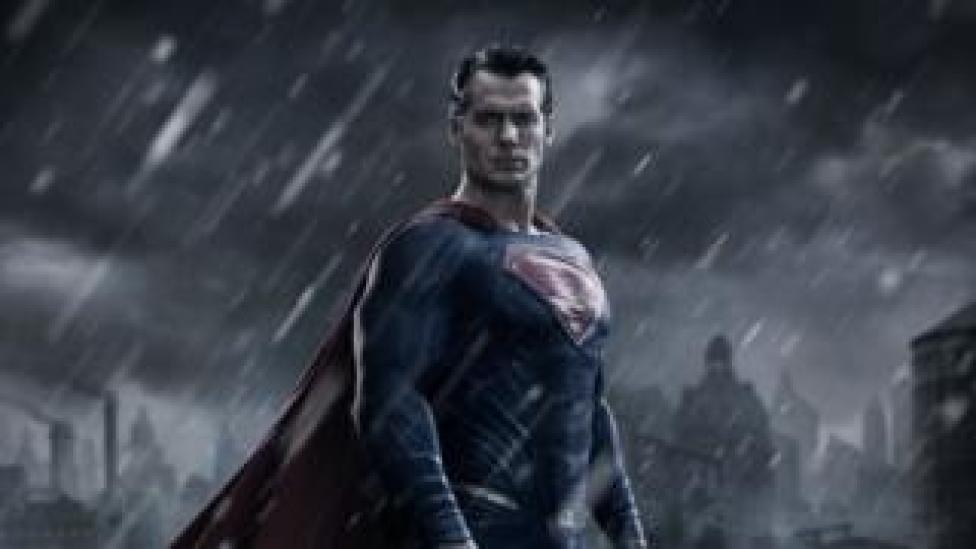 NEWS Henry Cavill as Superman