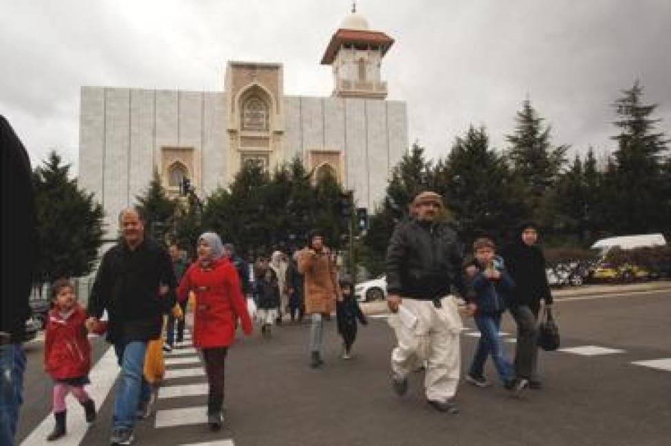 Muslimiinta Catalonia waa boqolkiiba 15% dadka halkaas ku nool