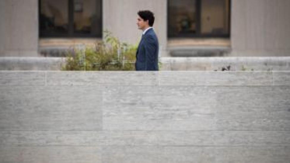 Ra'iisulwasaaraha Canada Justin Trudeau