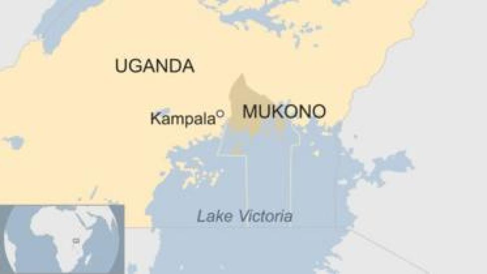 Shilkan wuxuu ka dhacay degmada Mukono.