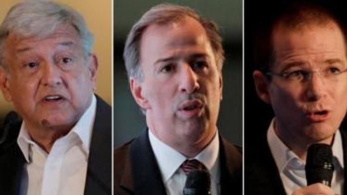 Mexico Presidential Election :Polls Are Due To Open Across Mexico