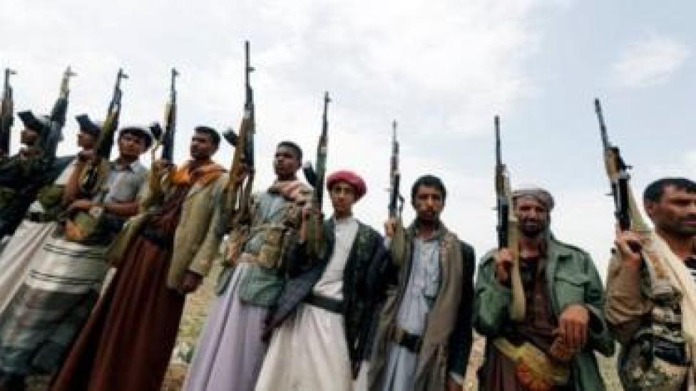 Sucuudiga ayaa la dagaalamaya mucaaradka Xuutiga ee Yemen