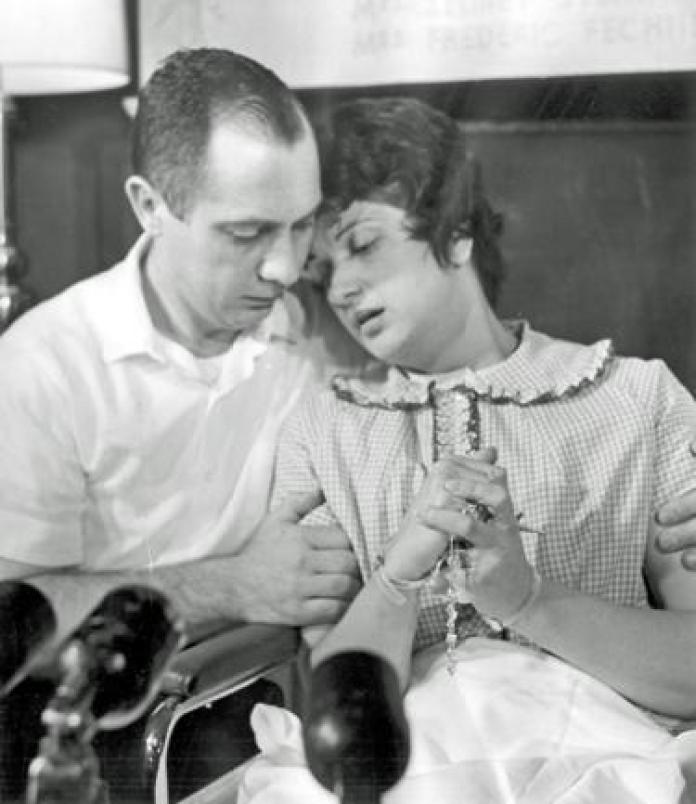 Chester and Dora Fronczak made many appeals for the return of their baby