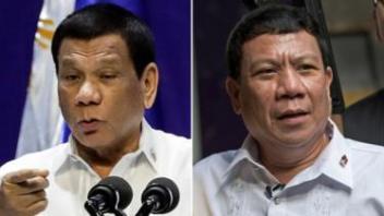 Duterte (saxda ah) iyo Duterte (kan u eg)
