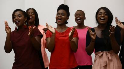 Uk Royal Weddinggospel Choir Sings Stand By Me 2