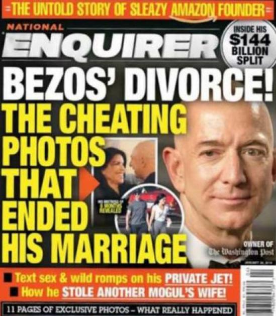 national enquirer cover