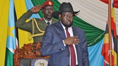 U.s., Britain, Norway Urge South Sudanese Leaders To 'deliver Peace'
