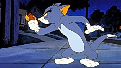 Tom And Jerry 80 Years Of Cat V Mouse Bbc News
