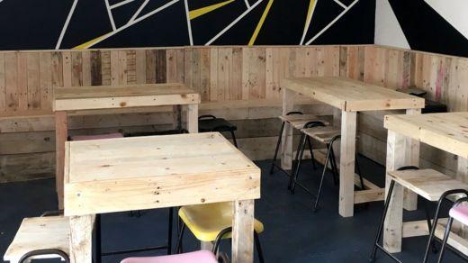 Cafe at Castle Newnham School