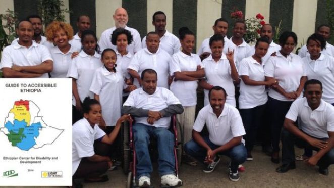 Ethiopian Center for Disability and Development