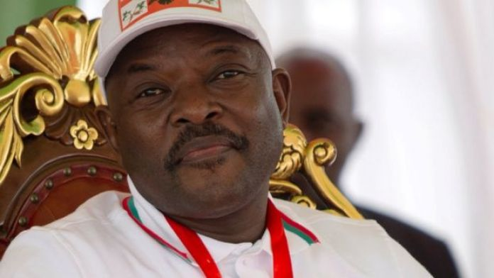 "Burundi""s President Pierre Nkurunziza"