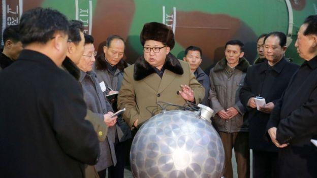Ông Kim lên nắm quyền sau khi cha ông qua đời năm 2011.