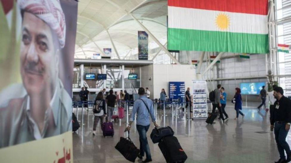 نخستوزیر عراق خواهان به عهده گرفتن اداره فرودگاه اربیل شده است