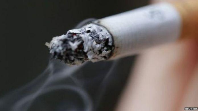 Cabista sigaarka waxay ka mid tahay waxyaabaha ugu horreeya ee keena Kansarka