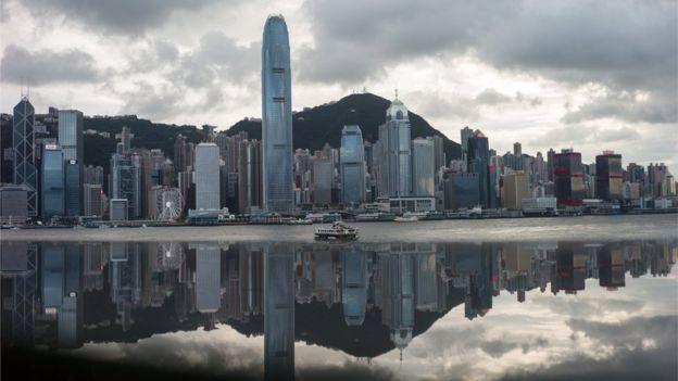 Hong Kong và Trung Quốc