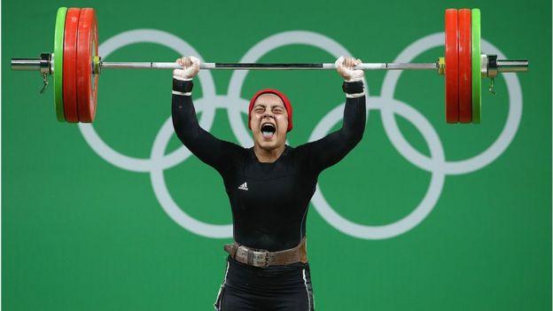 المصرية سارة أحمد