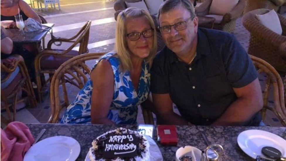Lynda and David Humphries