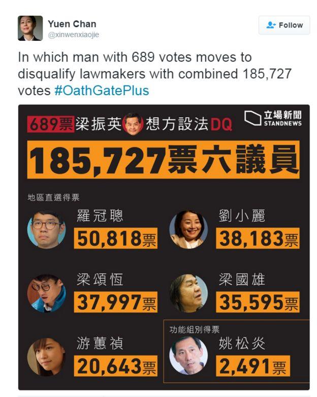 Tweet by @xinwenxiaojie that reads: