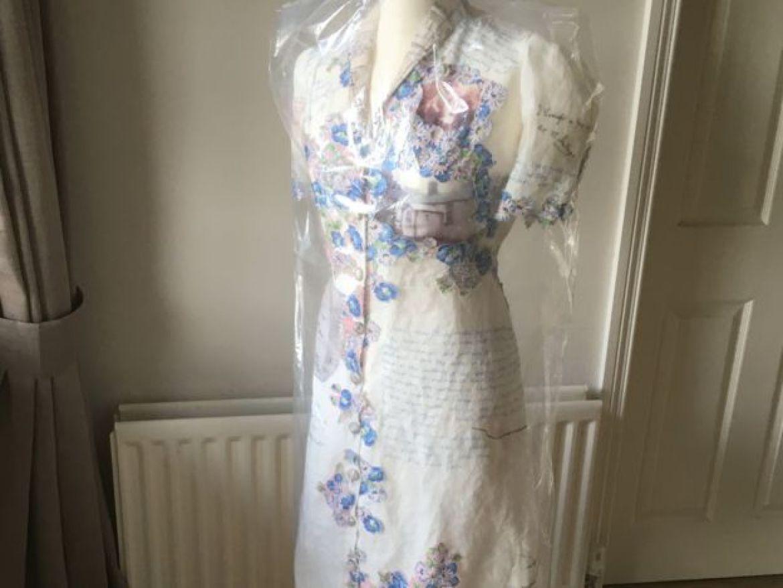 Kathleen's dress