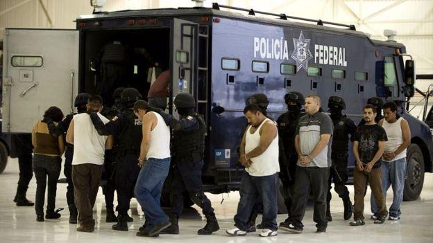 La lucha contra el narcotráfico es una carta mexicana para negociar con Trump