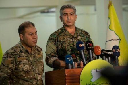 YPG komutanlarından Redur Halil