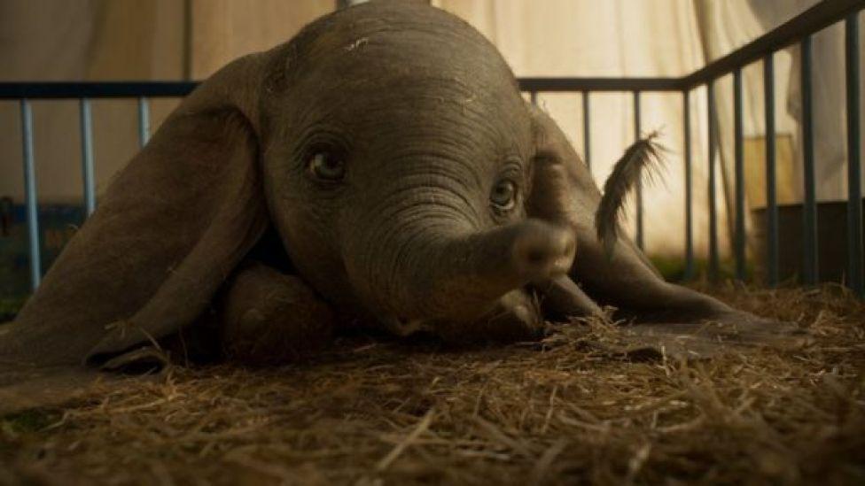 A still from Dumbo