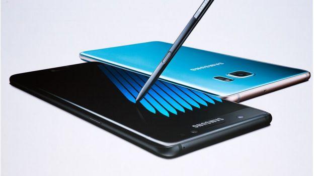 Samsung Anmerkung 7
