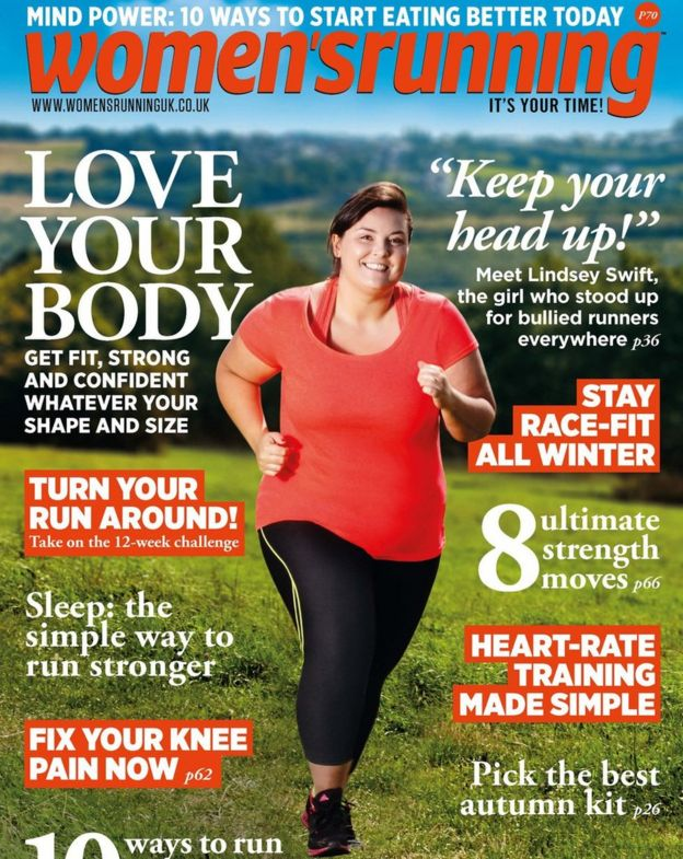 Womens Running with Lindsey Swift wrote a