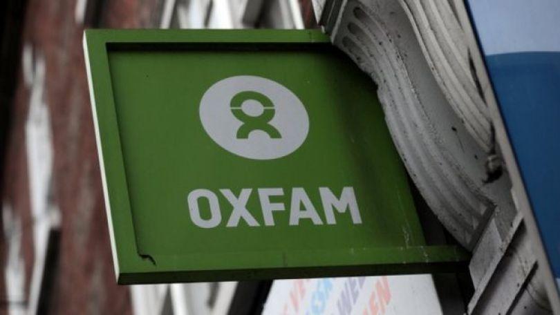 Loja da Oxfam em Londres