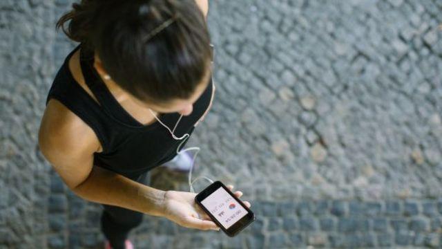 aplicación fitness
