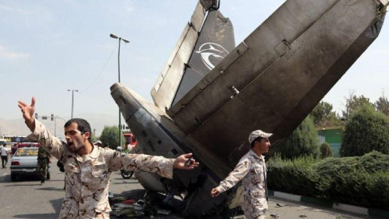 سقوط ایران 140 در مهرآباد تهران