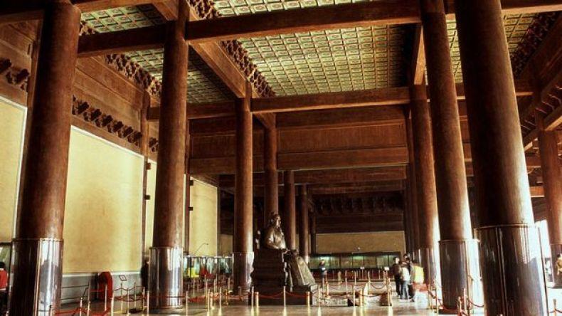 Lăng mộ Minh Thành Tổ ở Bắc Kinh