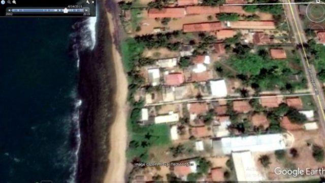 Port City project in Sri Lanka