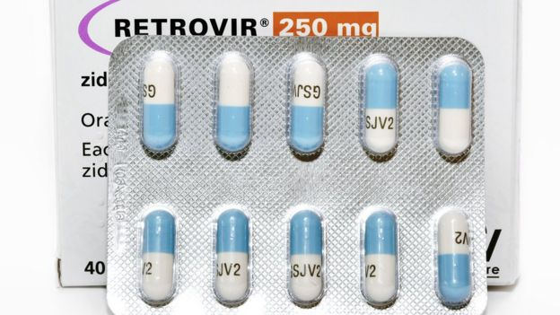 HIV Anti Viral Tablets