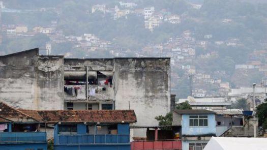 Favela no Rio de Janeiro