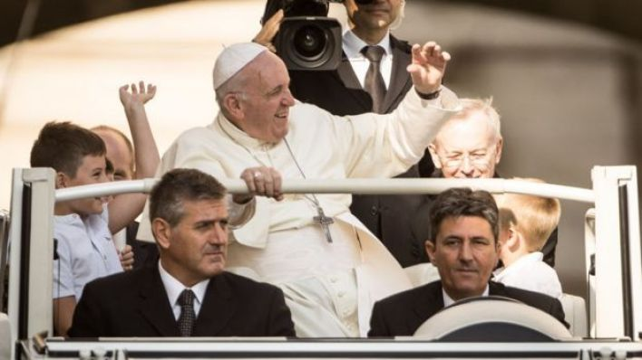 الفاتيكان عام 2018