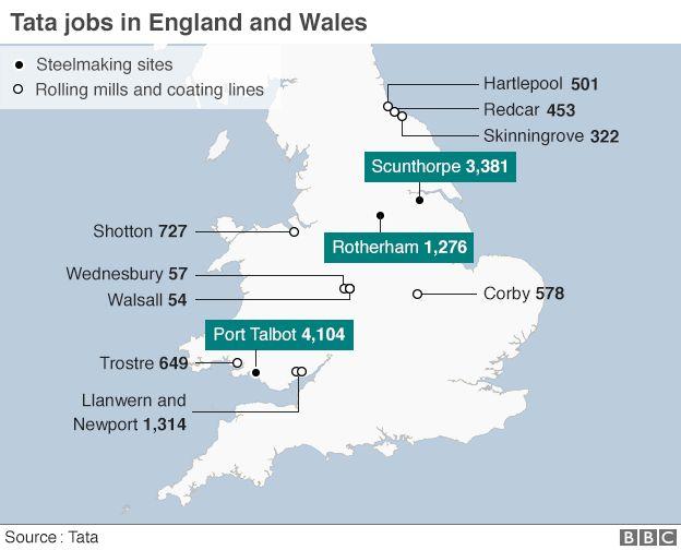 Tata jobs statistics
