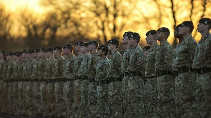 جنود بريطانيون عادوا من أفغانستان، 9 ديسمبر/كانون أول 2013