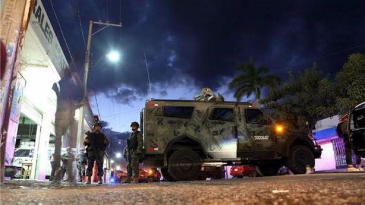 Más de 188.000 personas han muerto por la guerra contra el narcotráfico.