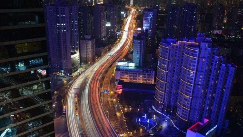 Çin'de bir şehir