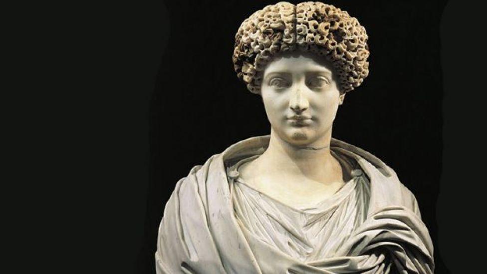 Busto de Julia la Mayor
