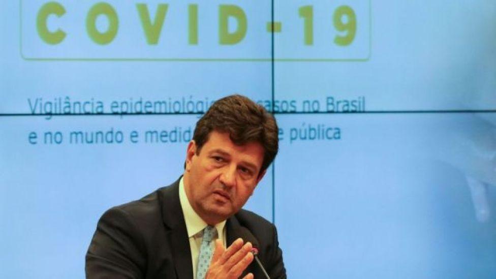 _111375727_mandetta Coronavírus: políticos pedem adiamento das eleições municipais e TSE avalia possibilidade