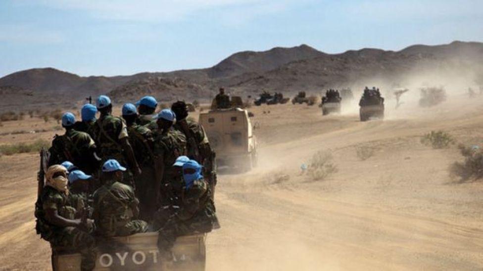 Nabad ilaaliyayaal ku sugan waddanka Mali