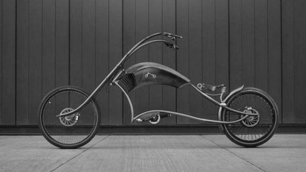 La bicicleta Ono