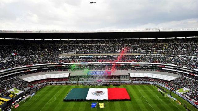 El estadio Azteca ha sido la sede de dos finales mundialistas.
