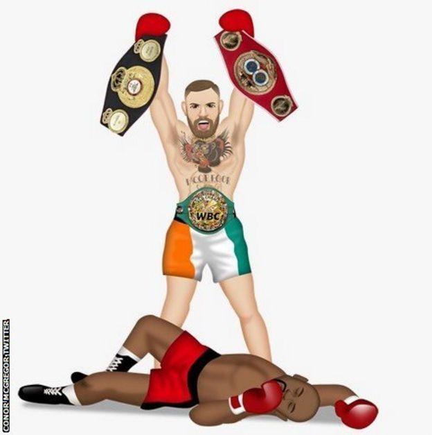 Conor McGregor Twitter