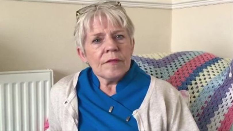 A mãe de Lucy, Sue