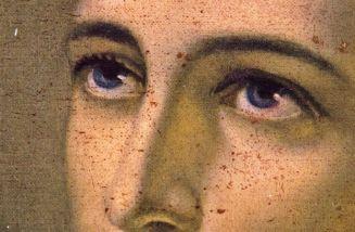 青い瞳のイエス